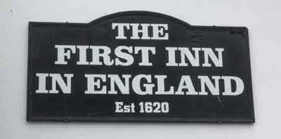 The First Inn pub, near Lands End